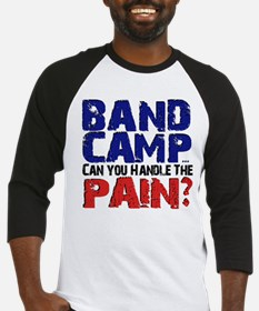 Band Camp 2 Baseball Jersey