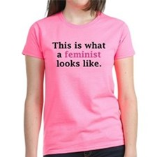 This Is What A Feminist Looks Like Tee