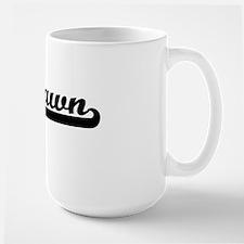 Deshawn Classic Retro Name Design Mug