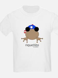 riquenito *PUERTO RICAN* coqui T-Shirt