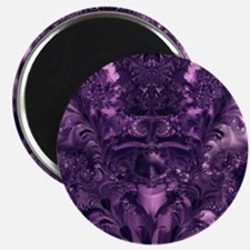 Purple Glory Magnets
