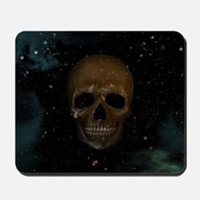Space Skull Mousepad