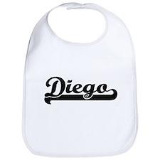Diego Classic Retro Name Design Bib