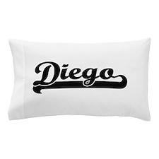 Diego Classic Retro Name Design Pillow Case