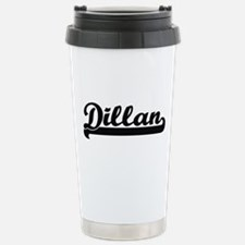 Dillan Classic Retro Na Stainless Steel Travel Mug