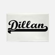 Dillan Classic Retro Name Design Magnets