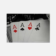 4 Aces Magnets