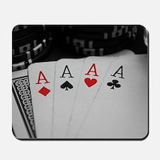4 Aces Mousepad