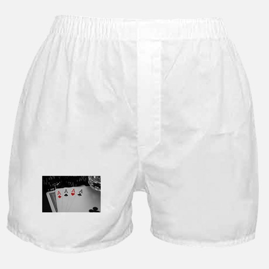 4 Aces Boxer Shorts