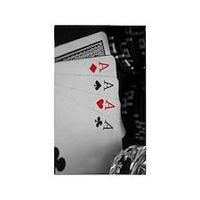 4 Aces Area Rug
