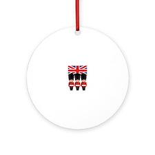Royal Guard Ornament (Round)