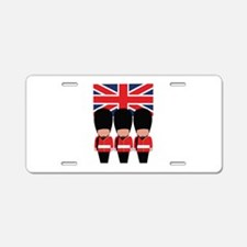 Royal Guard Aluminum License Plate
