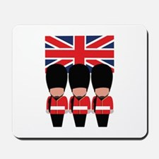 Royal Guard Mousepad