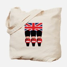 Royal Guard Tote Bag