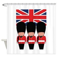 Royal Guard Shower Curtain