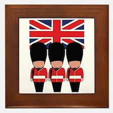 Royal Guard Framed Tile
