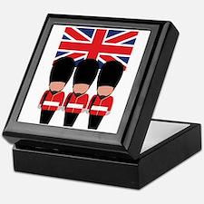Royal Guard Keepsake Box