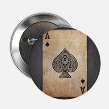 """Ace Of Spades 2.25"""" Button (10 pack)"""