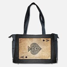 Ace Of Spades Diaper Bag