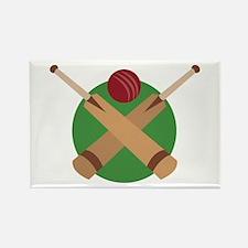 Cricket Bat Magnets