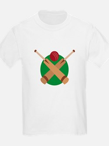 Cricket Bat T-Shirt