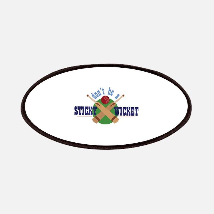 Sticky Wicket Patch