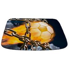 Ball Breaking Chain Net Bathmat