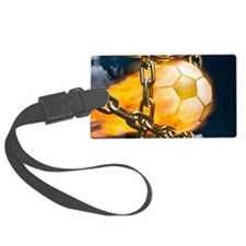 Ball Breaking Chain Net Luggage Tag
