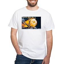 Ball Breaking Chain Net T-Shirt