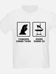 Gymnastic Pommel Horse T-Shirt
