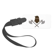 Executioner & Axes Luggage Tag