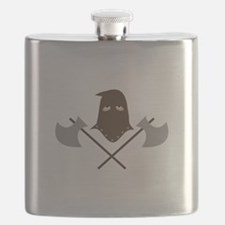 Executioner & Axes Flask