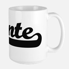 Donte Classic Retro Name Design Mugs