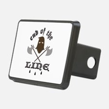 End Of The Line Hitch Cover