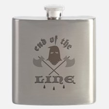 End Of The Line Flask