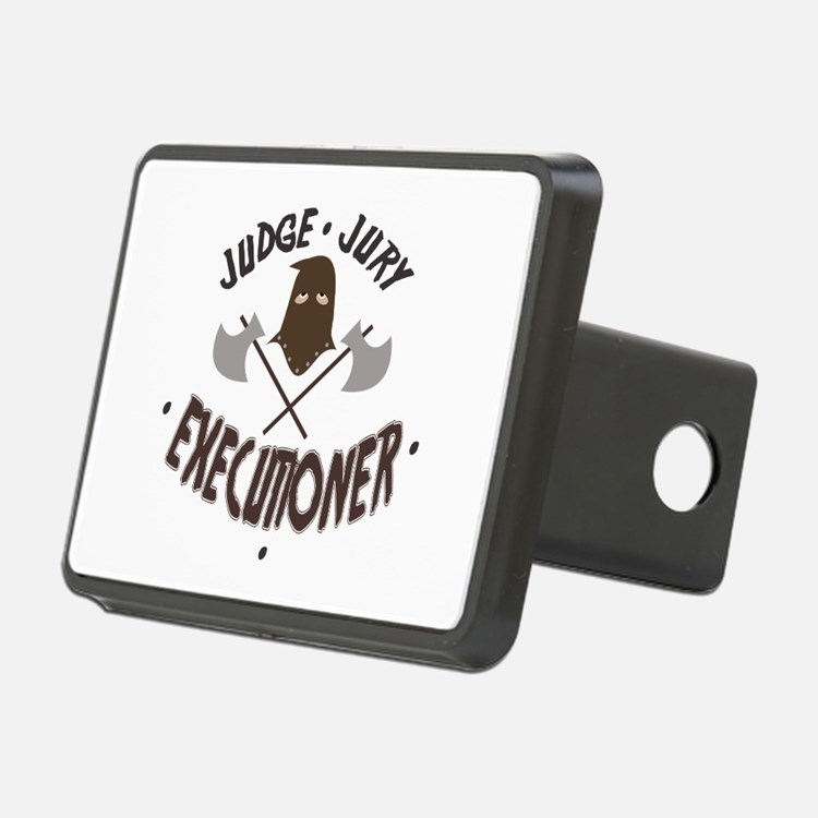 Executioner Hitch Cover