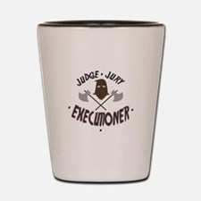 Executioner Shot Glass