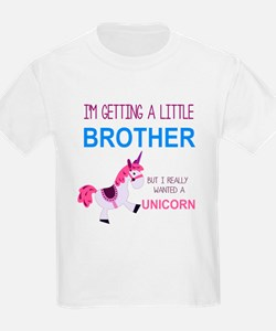 Really Wanted a Unicorn T-Shirt