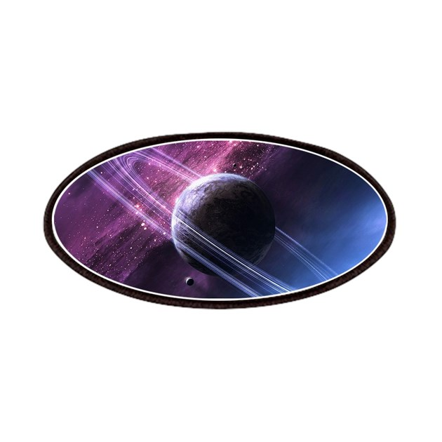 Planet Ring System Patch by WickedDesigns4