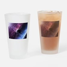 Planet Ring System Drinking Glass