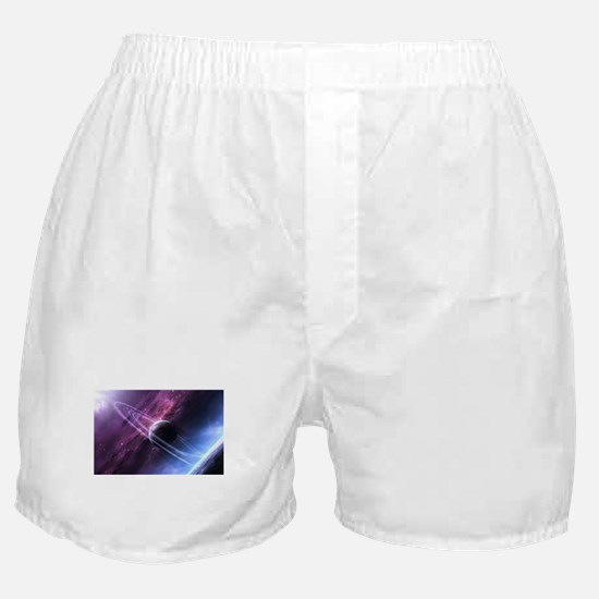 Planet Ring System Boxer Shorts
