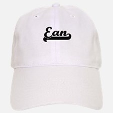 Ean Classic Retro Name Design Baseball Baseball Cap