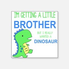 Really Wanted a Dinosaur Sticker
