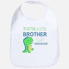 Really Wanted a Dinosaur Bib