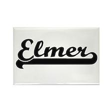 Elmer Classic Retro Name Design Magnets