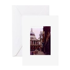 St Paul's, London. Greeting Cards