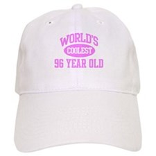 Coolest 96 Year Old Baseball Cap