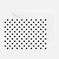 Girls just wanna have dots Greeting Card