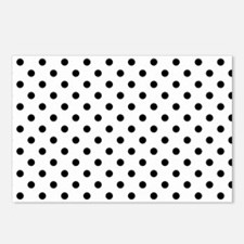 Girls just wanna have dot Postcards (Package of 8)