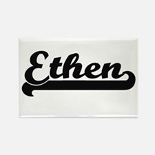 Ethen Classic Retro Name Design Magnets